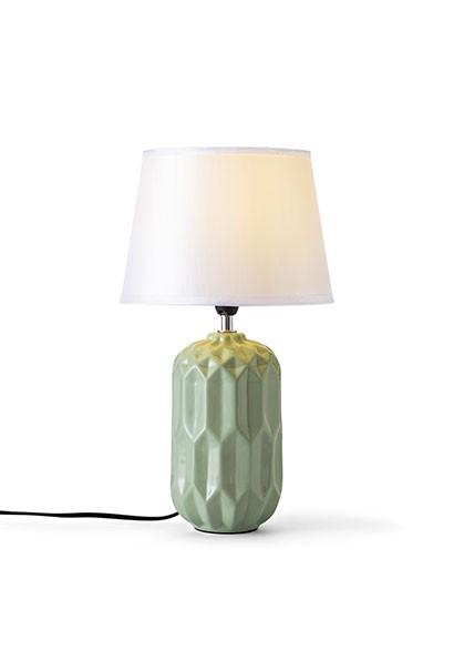 bordlampe keramik ideLight Produktkort bordlampe keramik
